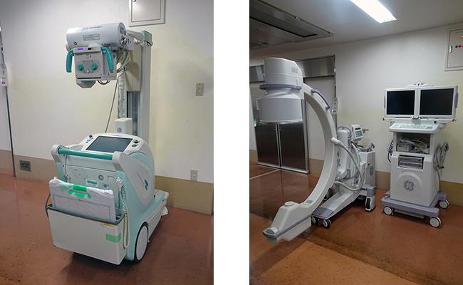 回診X線撮影装置/術中外科イメージ撮影装置